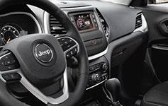 2016 Jeep Cherokee Latitude Uconnect 5.0