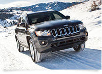 2016 Jeep Compass Hill Start Assist