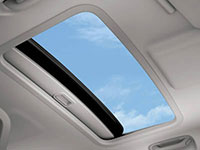 2016 Jeep Compass Power Sunroof
