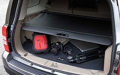 2017 Jeep Compass Generous Cargo Space