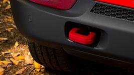2017 Jeep Compass Tow Hooks