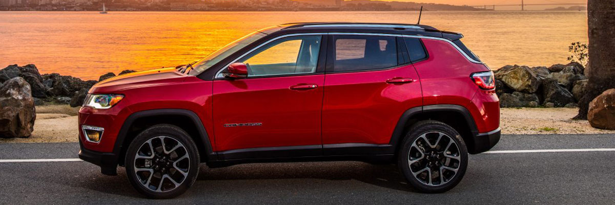 2018 Jeep Compass Thrifty