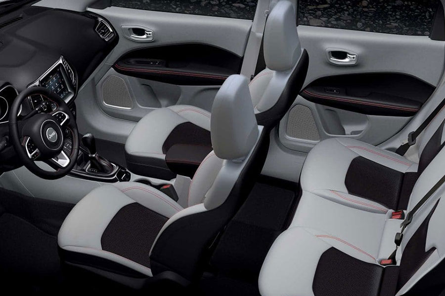 2019 Jeep Compass Interior