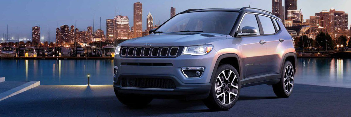 Jeep Compass for Rent in Elizabethtown