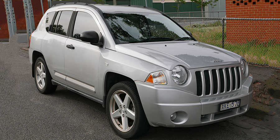 Used Jeep Compass First Generation