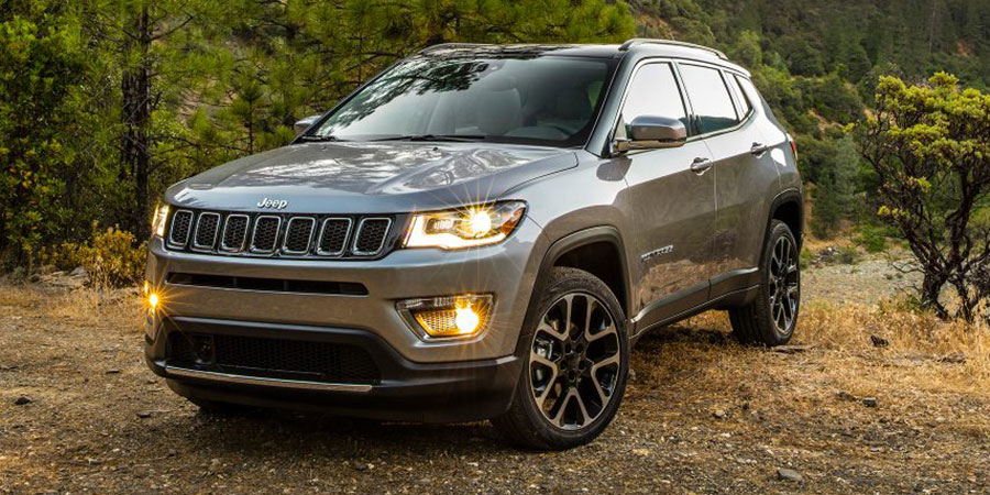 Used Jeep Compass Second Generation