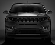 2017 Jeep Compass Redesign Signature Grille