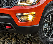 2017 Jeep Compass Redesign Tow Hooks