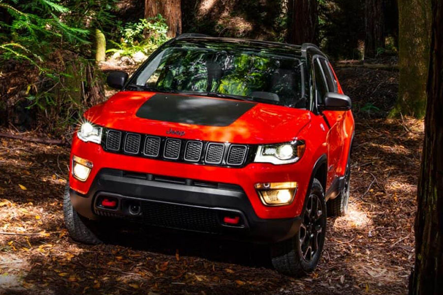 2019 Jeep Compass Off Road