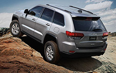 2016 Jeep Grand Cherokee 4x4 Performance