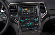 2016 Jeep Grand Cherokee Uconnect 5.0