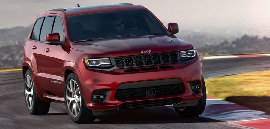 2017 Jeep Grand Cherokee Efficient Power