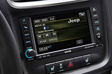 2017 Jeep Grand Cherokee Uconnect 5.0