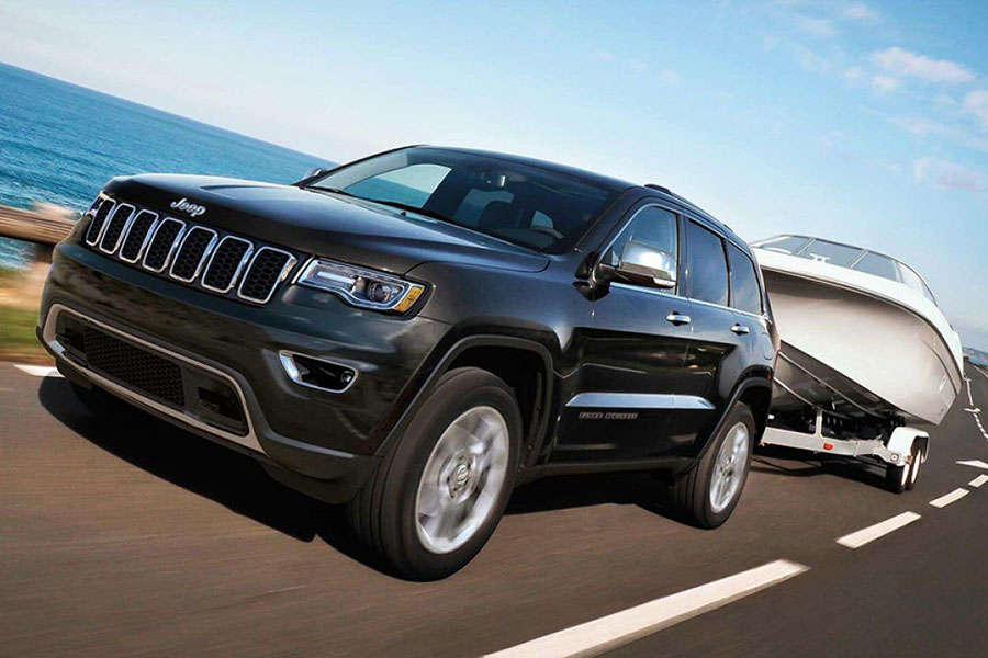 2019 Jeep Grand Cherokee Towing