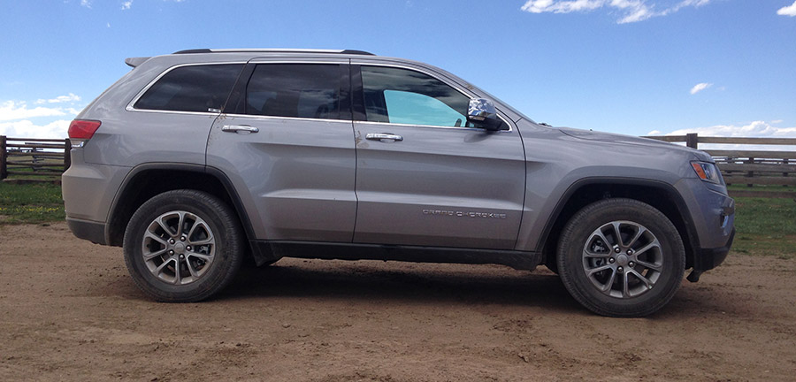 2016 Jeep Grand Cherokee Test Drive