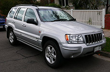2nd-Gen-Jeep-Grand Cherokee