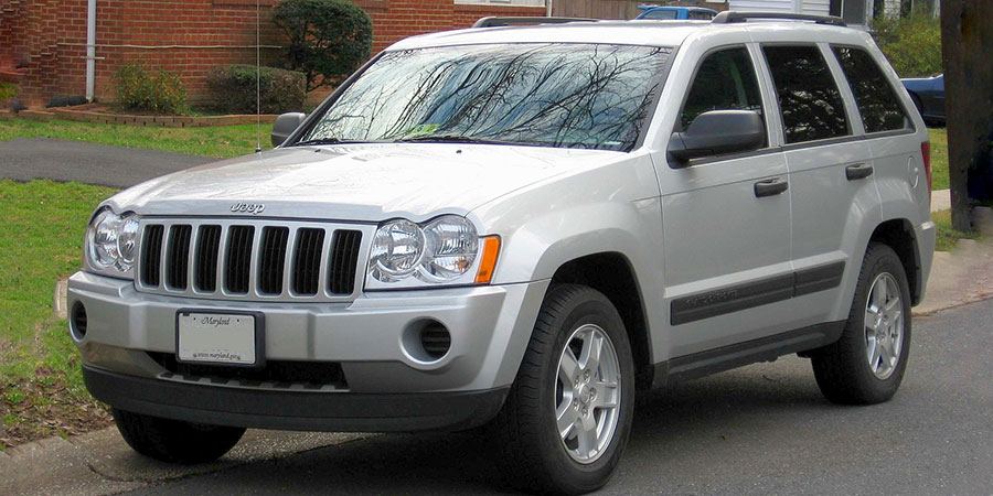 Used Jeep Grand Cherokee Gen 3