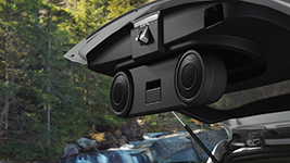 2017 Jeep Patriot Flip-Down Liftgate Speakers