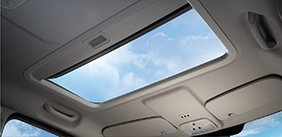2017 Jeep Patriot Power Sunroof