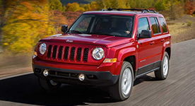 2017 Jeep Patriot SUV Styling