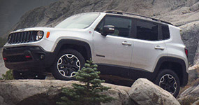 2016 Jeep Renegade 4x4 Capability