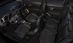 2016 Jeep Renegade Sporty Cabin