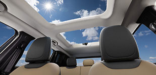2017 Jeep Renegade My Sky Sunroof