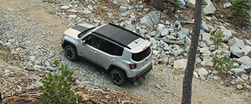 2017 Jeep Renegade Trail Rated Capability