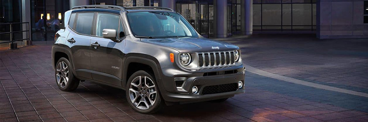 Generic Jeep Renegade