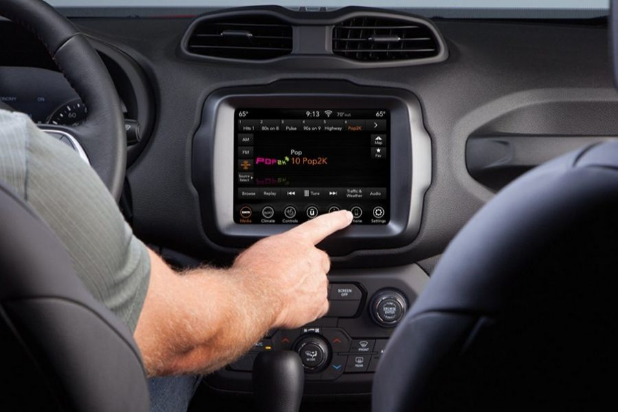 2020 Jeep Renegade Technology