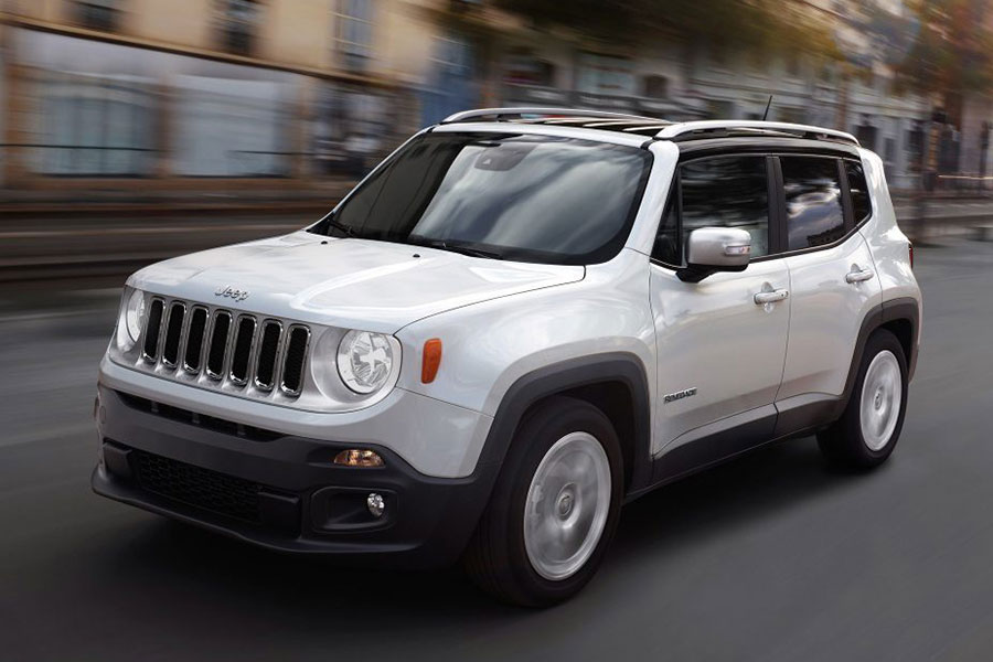 Used Jeep Renegade Gen 1