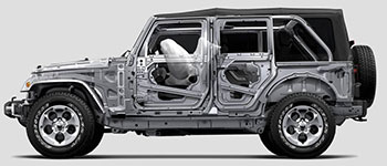 2016 Jeep Wrangler Unlimited Best-in-Class Safety