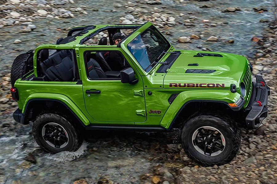 2019 Jeep Wrangler Unlimited Exterior