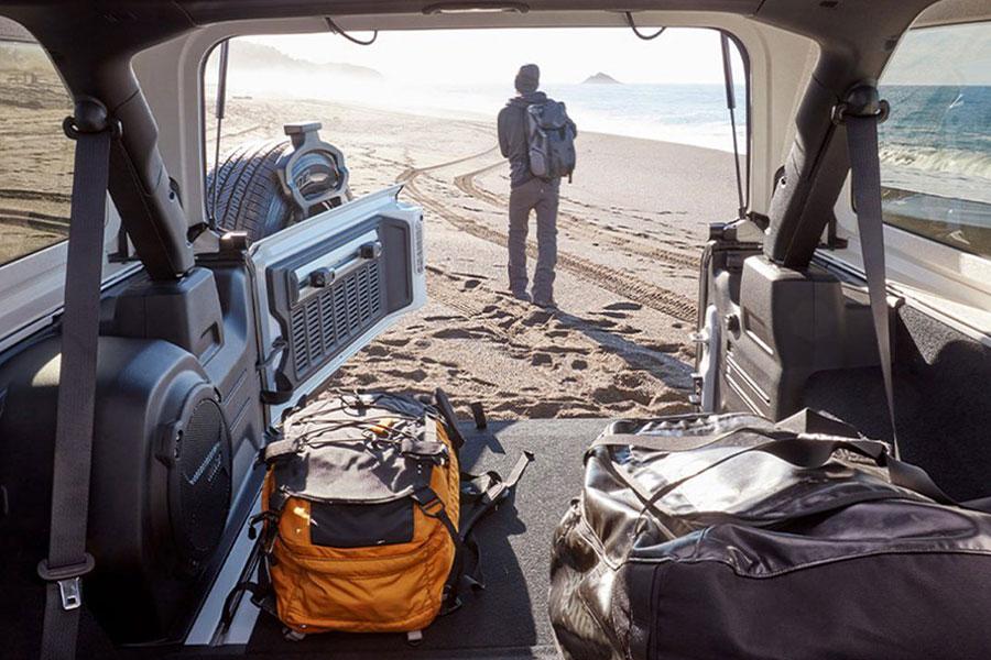 2020 Jeep Wrangler Cargo