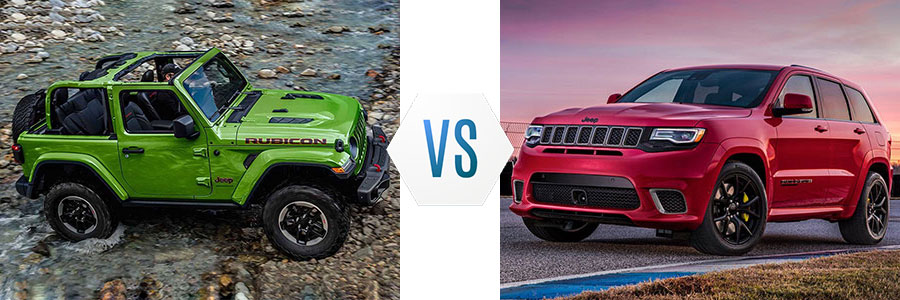 Ford Explorer Vs Jeep Grand Cherokee Off Road