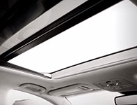2017 Kia K900 Panoramic Sunroof
