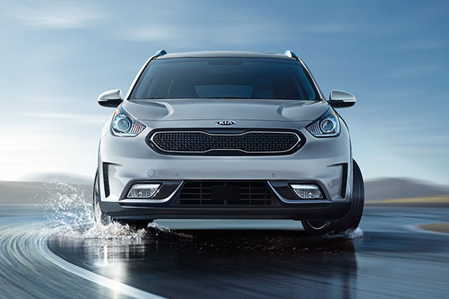 2018 Kia Niro On the Road