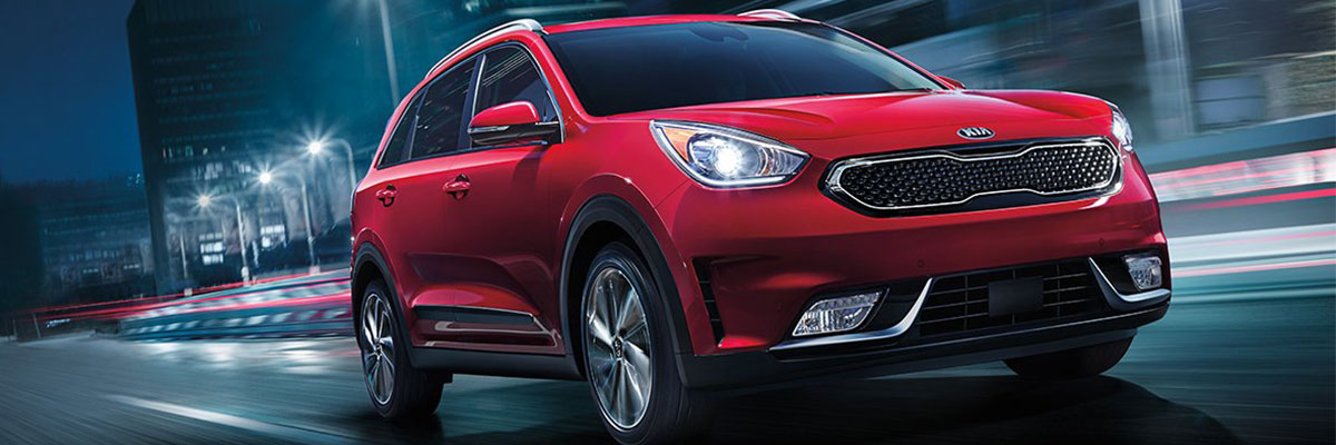 2018 Kia Niro Earns IIHS Top Safety Pick Plus