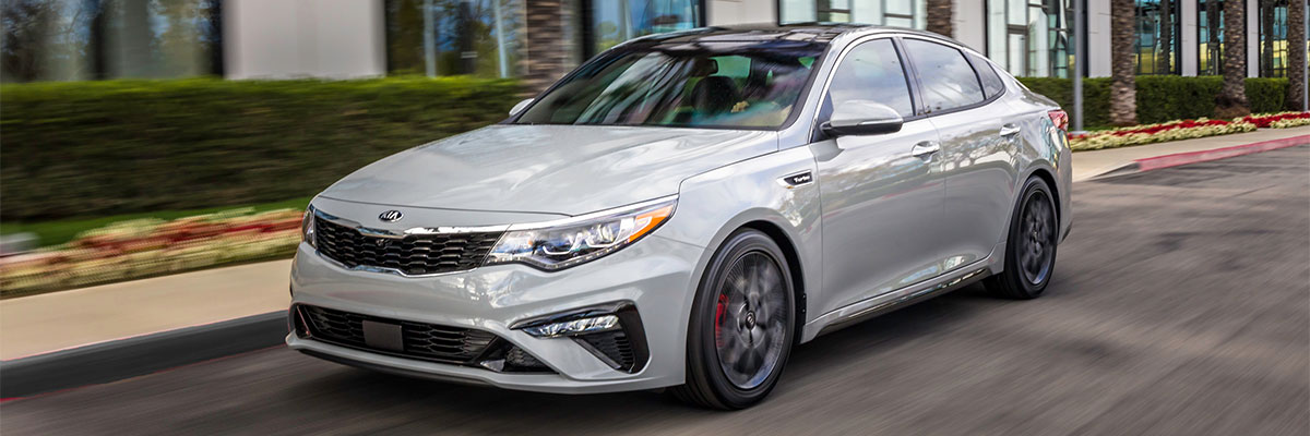 2019 Kia Optima Preview
