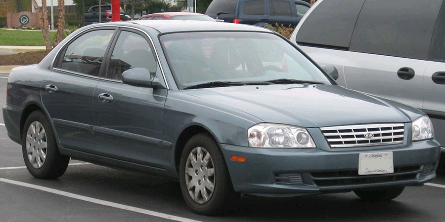 Used Kia Optima Gen 1