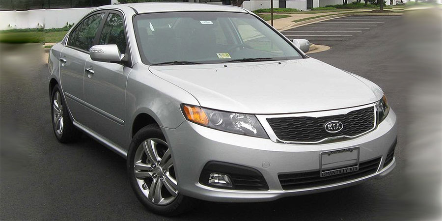 Used Kia Optima Gen 2