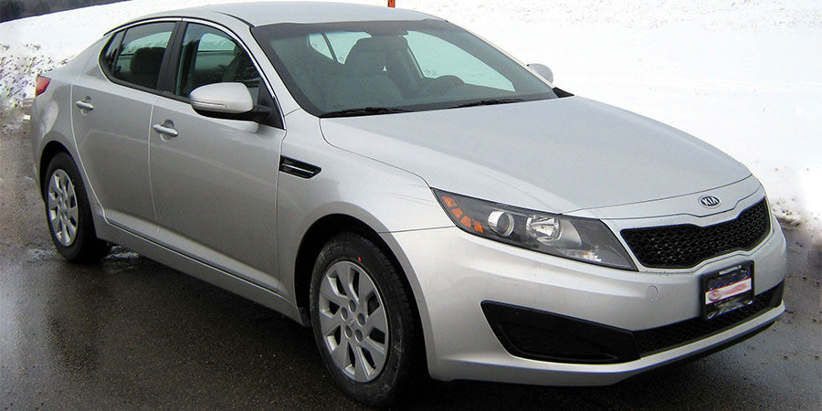 Used Kia Optima Gen 3