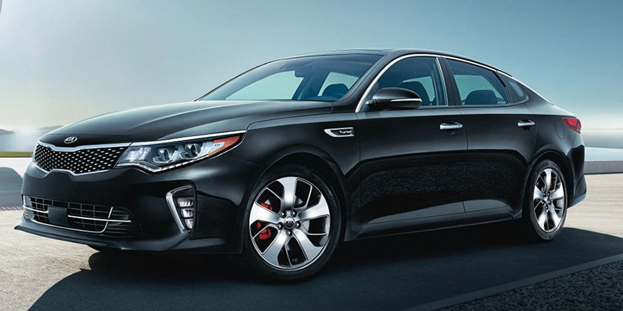 Used Kia Optima Gen 4
