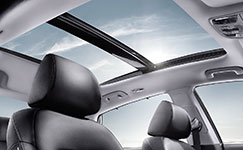 2017 Kia Optima Plug-In Panoramic Sunroof