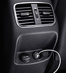 2017 Kia Optima Plug-In USB Ports
