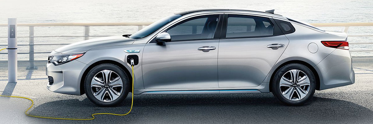 2017 Kia Optima Plug-In