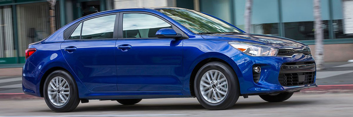 Used Kia Rio Buying Guide