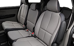 2017 Kia Sedona First Class Second Row Seating
