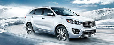 2017 Kia Sorento All-Wheel-Drive