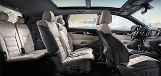 2017 Kia Sorento Comfort for Seven